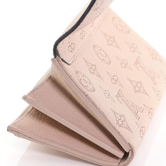 Louis Vuitton Wallet Leather Wristlet in pink Image 9