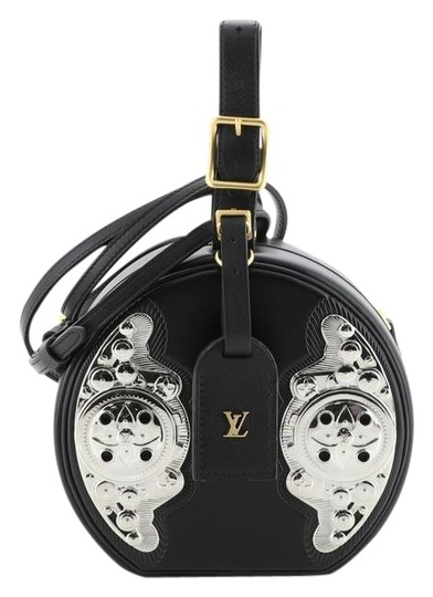 Preload https://img-static.tradesy.com/item/26649688/louis-vuitton-petite-boite-chapeau-embellished-black-leather-cross-body-bag-0-1-540-540.jpg