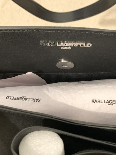 Karl Lagerfeld Tote in Black Image 2