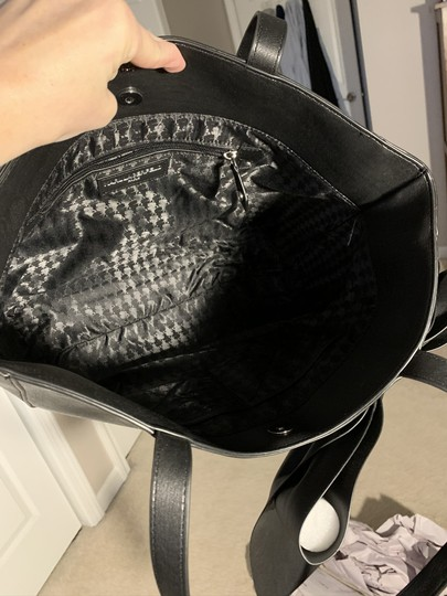 Karl Lagerfeld Tote in Black Image 4