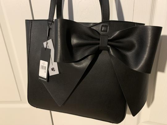 Karl Lagerfeld Tote in Black Image 7