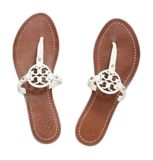 Preload https://img-static.tradesy.com/item/26649704/tory-burch-ivory-mini-miller-flat-thong-sandals-size-us-9-regular-m-b-0-1-540-540.jpg