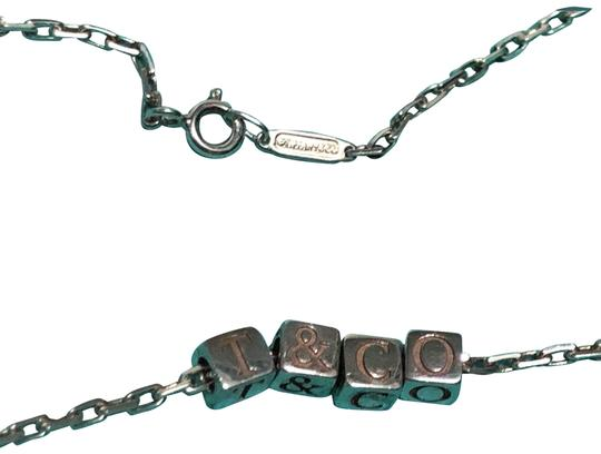 Preload https://img-static.tradesy.com/item/26649707/tiffany-and-co-silver-t-and-co-cube-18-link-super-rare-retired-necklace-0-1-540-540.jpg
