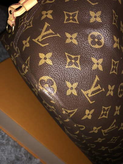 Louis Vuitton Louisvuittonneverful Neverfull Louisvuittonspeedy Neverfullgm Tote in Brown Image 10