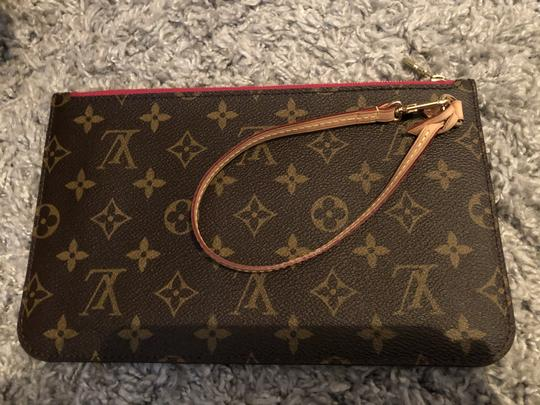 Louis Vuitton Louisvuittonneverful Neverfull Louisvuittonspeedy Neverfullgm Tote in Brown Image 4
