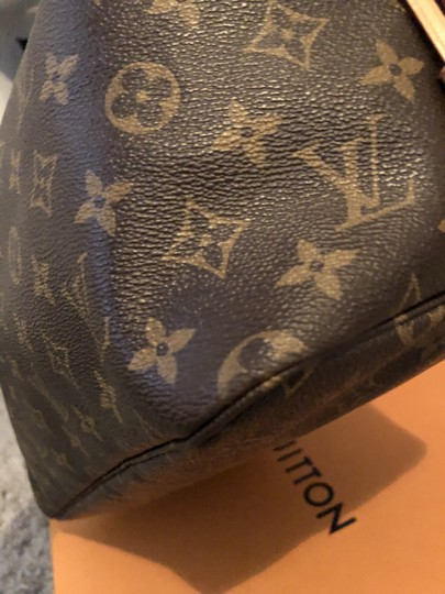 Louis Vuitton Louisvuittonneverful Neverfull Louisvuittonspeedy Neverfullgm Tote in Brown Image 6