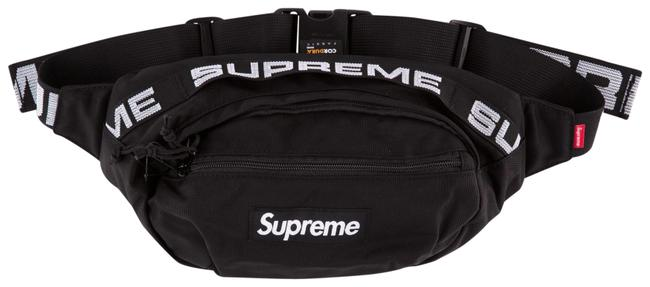 Item - Limited Edition Adjustable Waist/Shoulder Fanny Pack Black Nylon Shoulder Bag