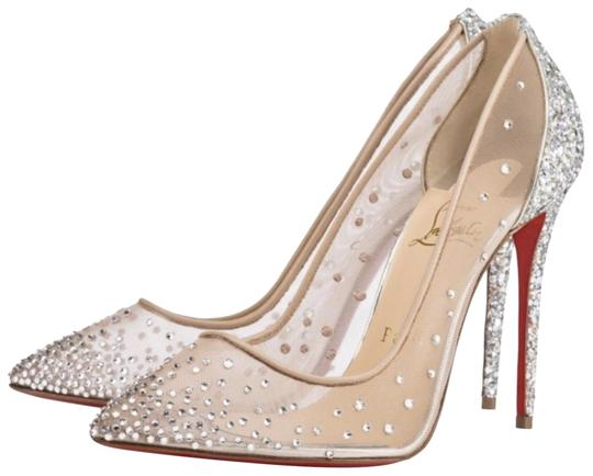 Preload https://img-static.tradesy.com/item/26649808/christian-louboutin-mesh-silver-glitter-grenadine-body-strass-pumps-size-us-75-regular-m-b-0-1-540-540.jpg