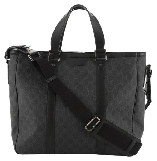 Preload https://img-static.tradesy.com/item/26649817/gucci-convertible-gg-coated-large-black-canvas-tote-0-1-540-540.jpg