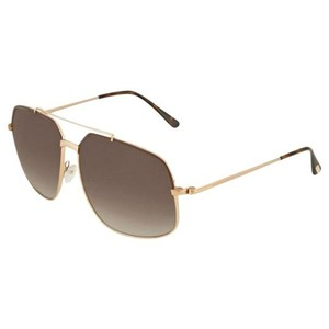 Tom Ford FT0439 48F Women Pilot Sunglasses