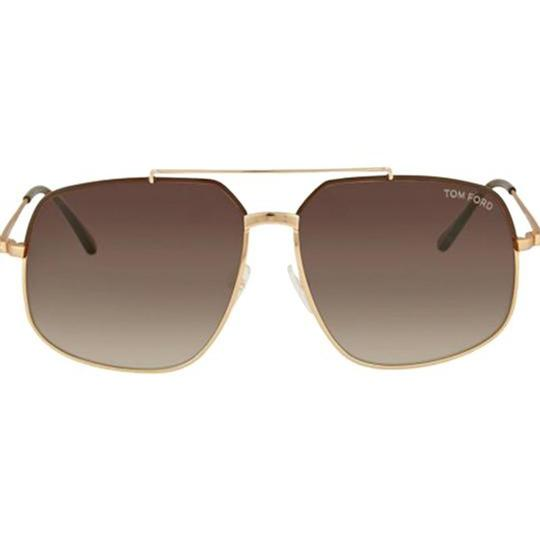 Tom Ford FT0439 48F Women Pilot Sunglasses Image 2