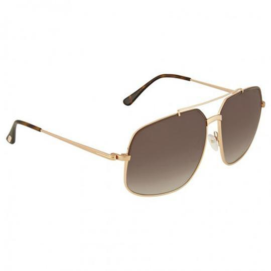 Tom Ford FT0439 48F Women Pilot Sunglasses Image 3