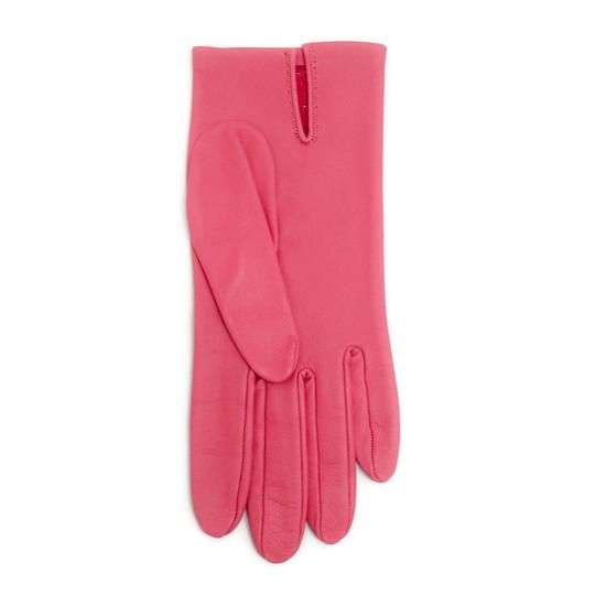 Hermès Leather Perforated Gloves Image 3