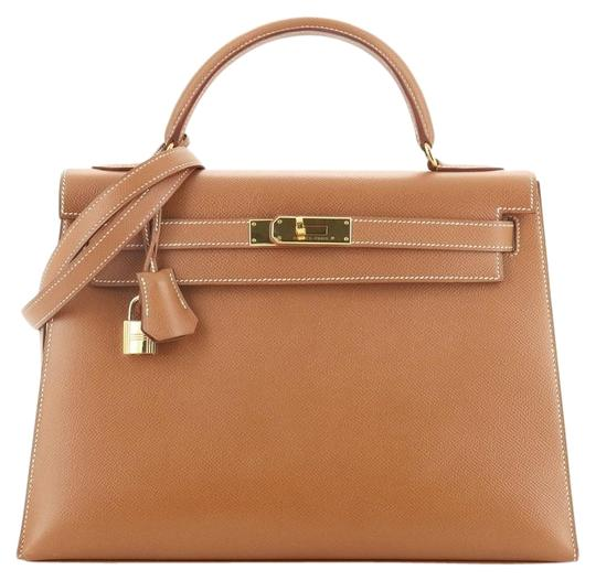 Preload https://img-static.tradesy.com/item/26649857/hermes-kelly-handbag-courchevel-with-hardware-32-gold-brown-leather-tote-0-1-540-540.jpg