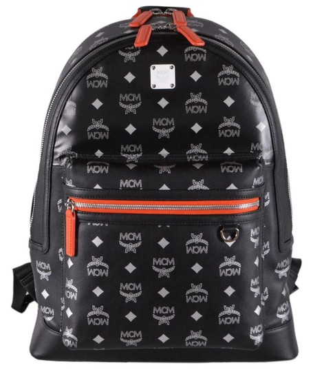 Preload https://img-static.tradesy.com/item/26649890/mcm-new-visetos-weekender-black-leather-backpack-0-0-540-540.jpg
