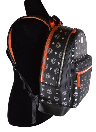 MCM Weekender Purse Backpack Image 1