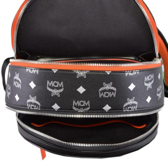 MCM Weekender Purse Backpack Image 3
