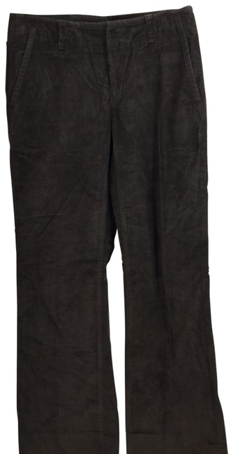Banana Republic Straight Pants Brown Image 0
