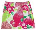 Lilly Pulitzer Mini Skirt Pink Image 0