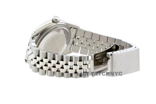 ROLEX 36mm Datejust STIANLESS STEEL with Appraisal Image 5