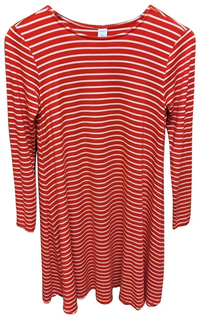 Preload https://img-static.tradesy.com/item/26649951/old-navy-red-with-white-stripes-swing-short-casual-dress-size-2-xs-0-1-650-650.jpg