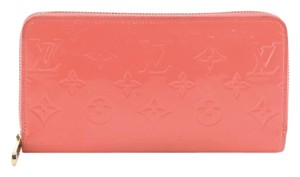 Louis Vuitton Wallet Leather pink Clutch