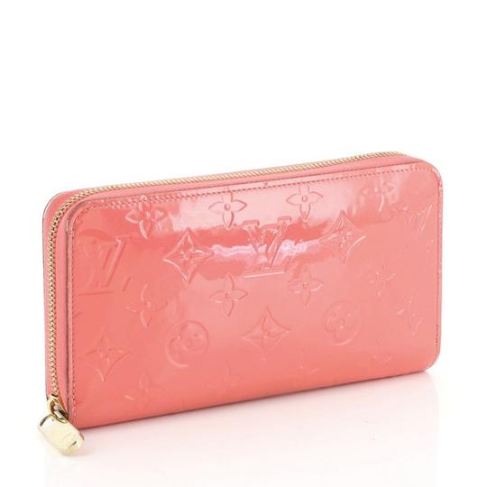 Louis Vuitton Wallet Leather pink Clutch Image 1