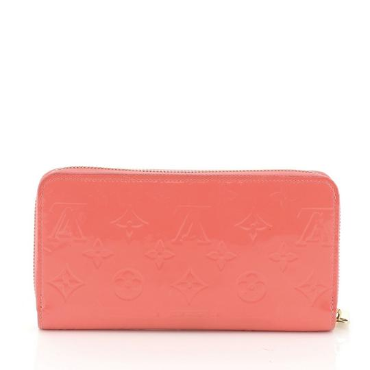 Louis Vuitton Wallet Leather pink Clutch Image 2