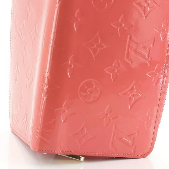 Louis Vuitton Wallet Leather pink Clutch Image 4