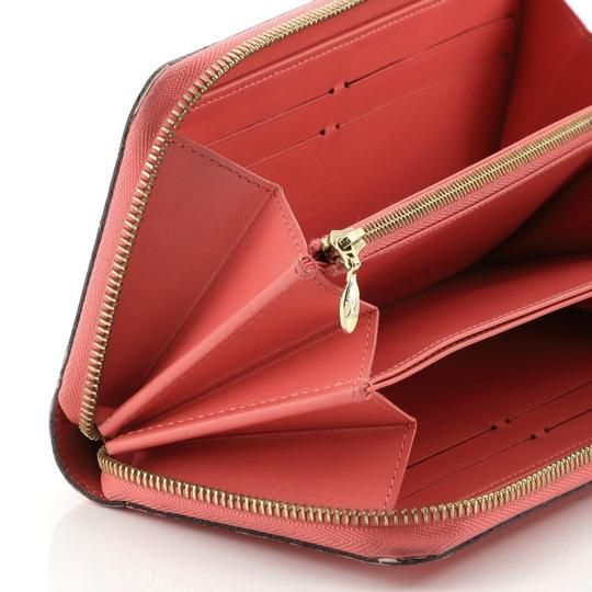 Louis Vuitton Wallet Leather pink Clutch Image 5