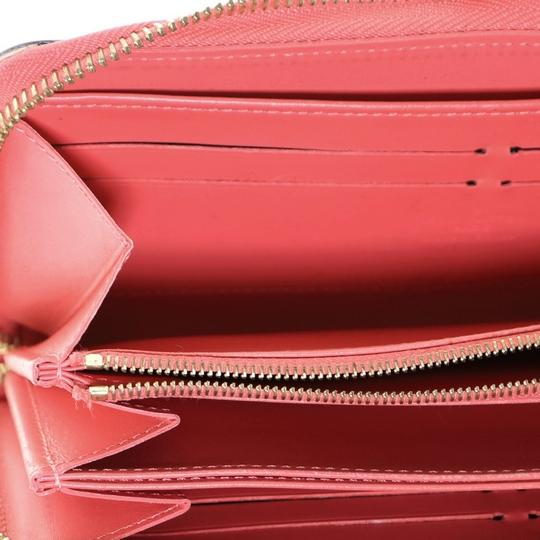 Louis Vuitton Wallet Leather pink Clutch Image 7
