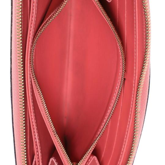 Louis Vuitton Wallet Leather pink Clutch Image 8