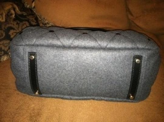 Kate Spade Satchel in Charcoal