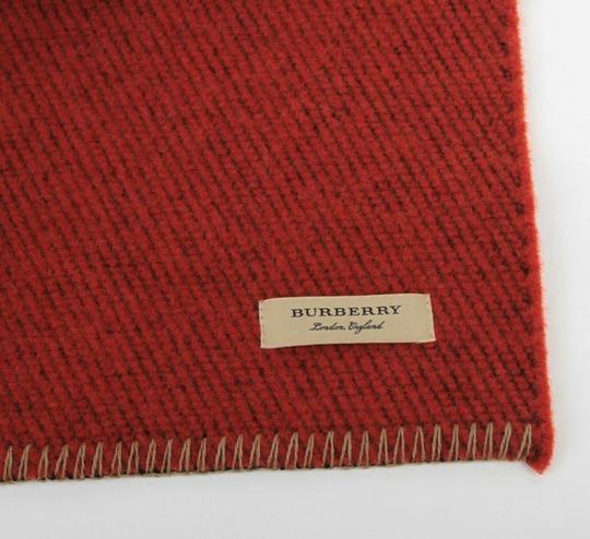 Burberry Saffron House Checkered Wool/Cashmere Blanket Scarf 39551561 Image 7