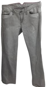 A|X Armani Exchange Straight Leg Jeans-Light Wash