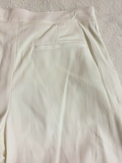 Veronica Beard Culottes Gauchos Capri/Cropped Pants Cream Image 6