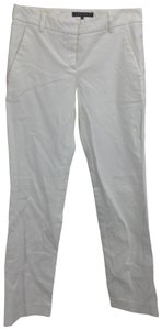 Theory Straight Pants White