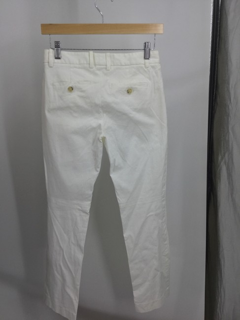 Theory Straight Pants White Image 2