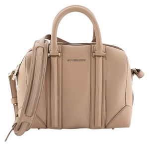 Givenchy Leather Satchel in pink