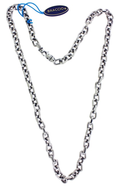 Item - Steel Ss3884 Men's Stainless 24 Inches Long Necklace