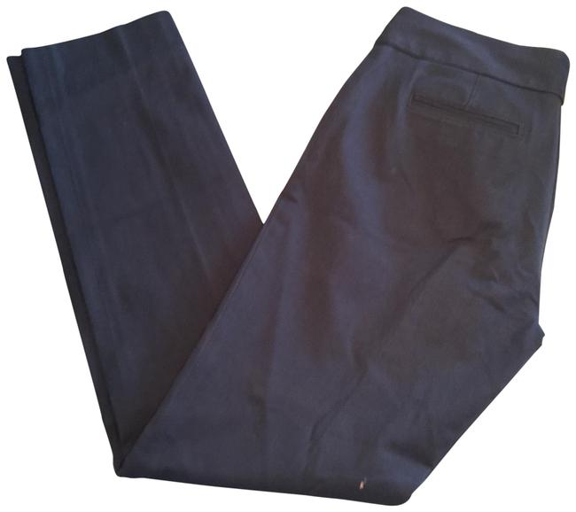 Banana Republic Grey Leg Work Dress Stretch Martin Fit Pants Size 8 (M, 29, 30) Banana Republic Grey Leg Work Dress Stretch Martin Fit Pants Size 8 (M, 29, 30) Image 1
