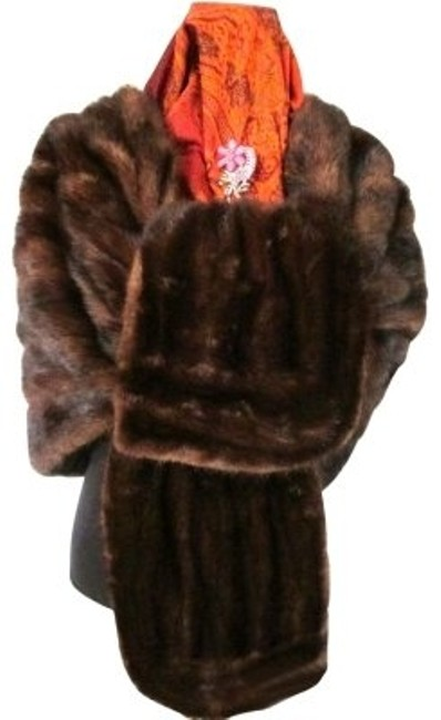Preload https://item3.tradesy.com/images/mink-sable-monhogany-fur-coat-size-os-one-size-26652-0-0.jpg?width=400&height=650