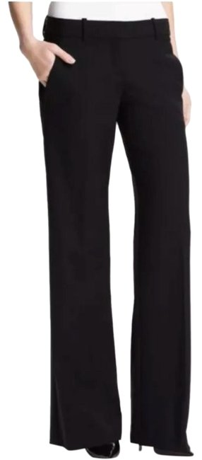 Item - Black Emery Tailor Trousers Pants Size 4 (S, 27)