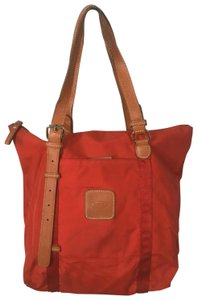 Bric's Foldable Convertible Tote in RED