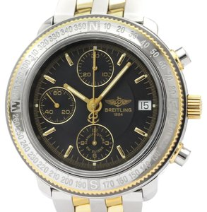 Breitling Breitling Astromat Automatic Stainless Steel,Yellow Gold (18K) Men's Sports Watch D20405