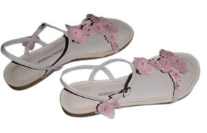 Rebecca Taylor Pink Multi Sandals