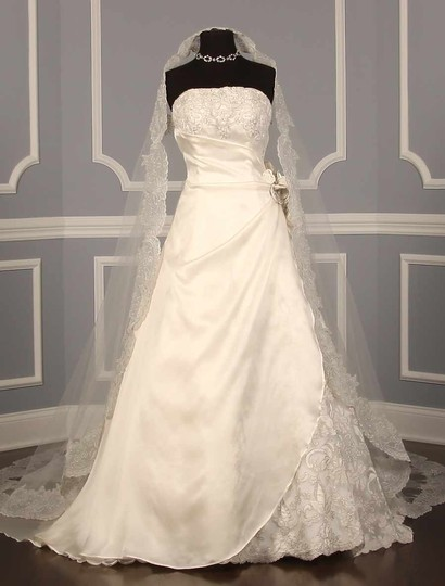 St. Pucchi 6157 Wedding Dress