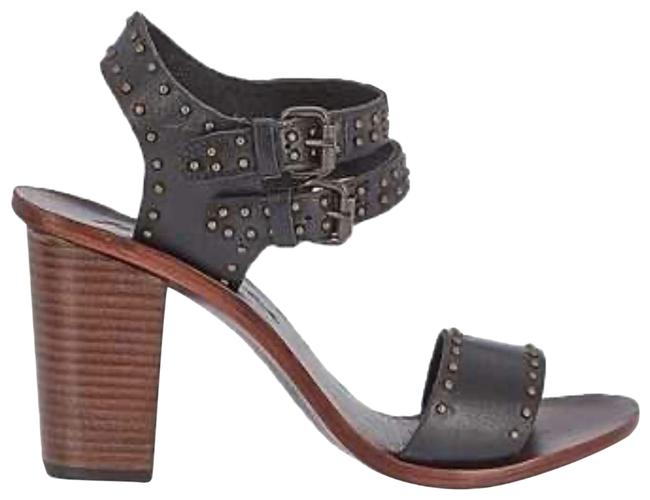 Item - Charcoal Sally Ankle Strap Sandals Size US 9 Regular (M, B)