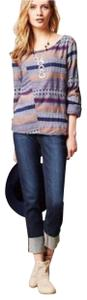 AG Adriano Goldschmied The Stevie Cuff Slim Size 31 Straight Leg Jeans
