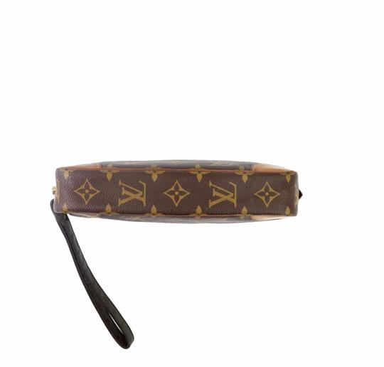 Louis Vuitton Vintage Marly Dragonne 22 Monogram Canvas Makeup Travel Toiletry Bag Image 4